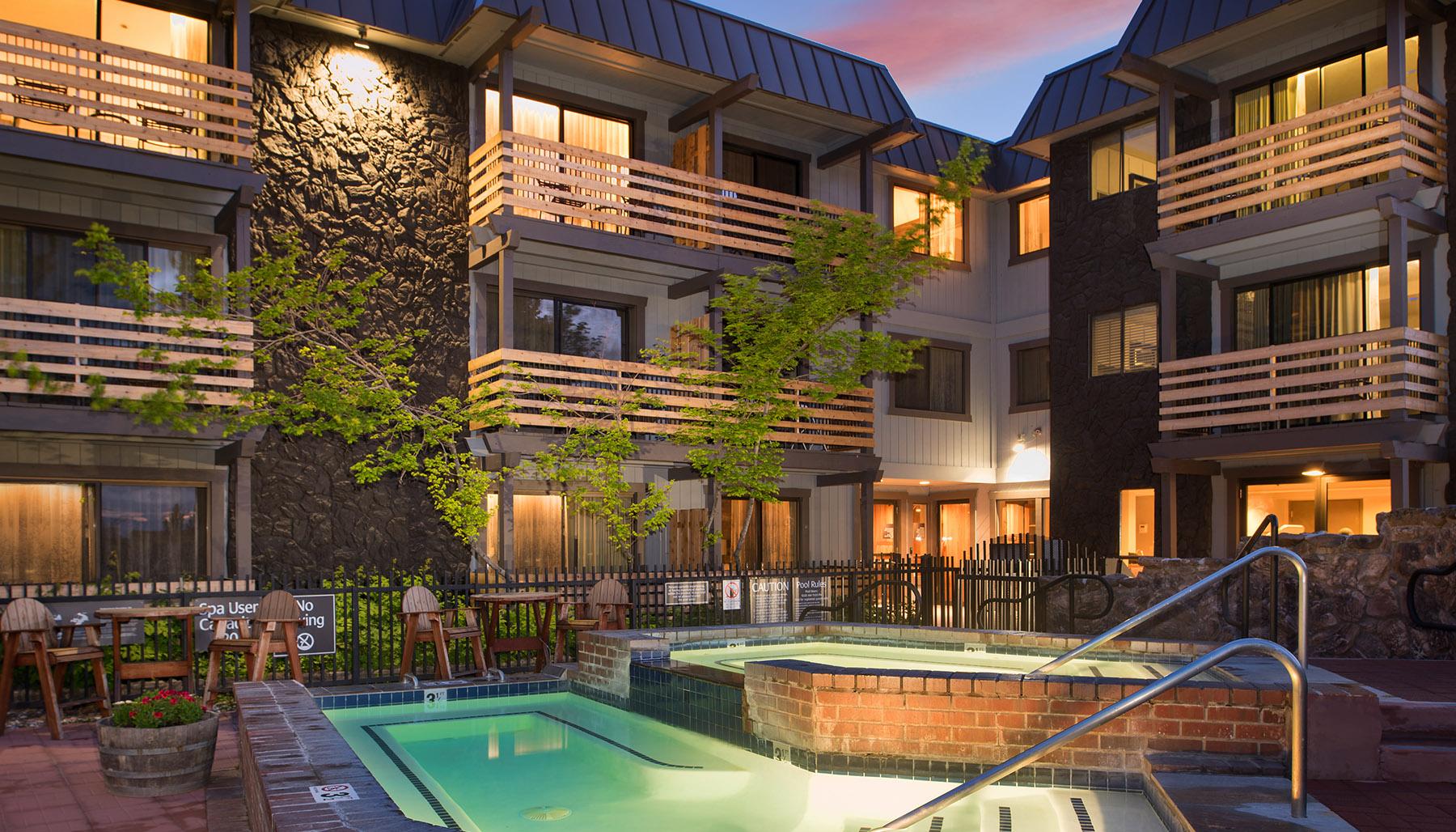Hotel Azure Tahoe South Lake Tahoe Ca