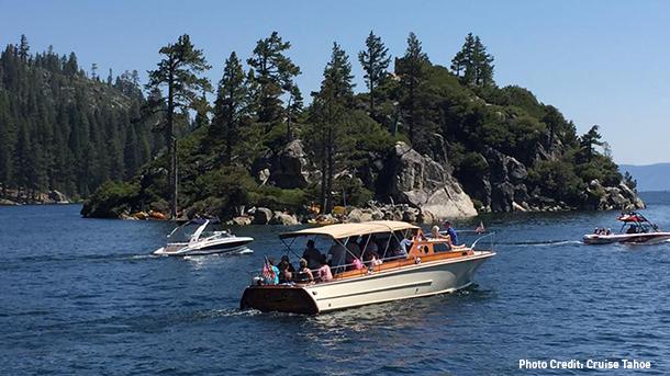 Lake Tahoe Cruises Hotel Azure