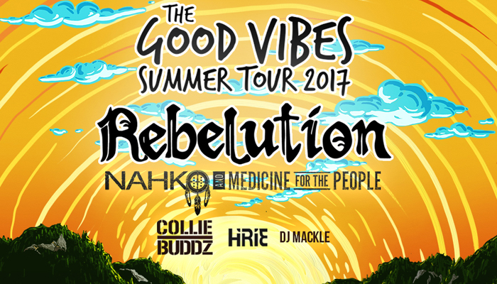 Lake Tahoe Summer Concert Series Rebelution