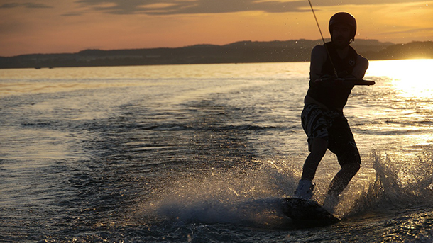 Lake Tahoe Wakeboarding