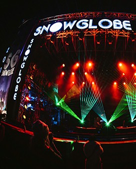 SnowGlobe the biggest music festival to bring in the New Year on the West Coast