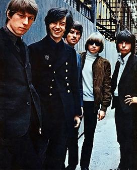 A blues-based band that broadened its range into pop and rock, the Yardbirds are in South Lake Tahoe June 3, 2017