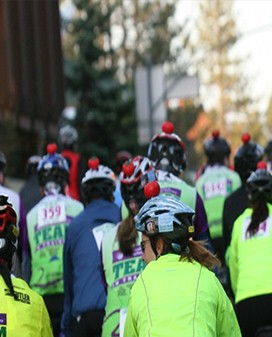29th Annual America's Most Beautiful Bike Ride